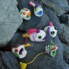 kids craft rock monsters