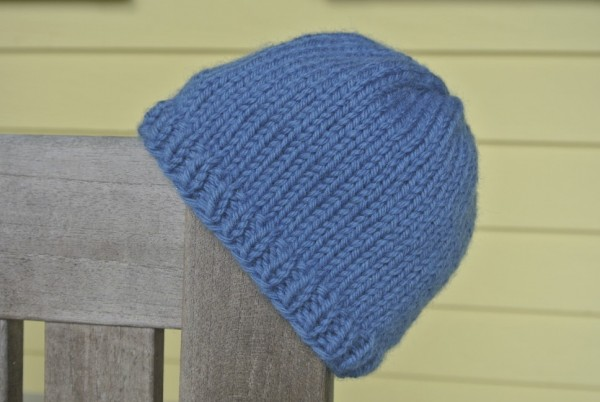How to knit a baby hat - a free pattern for your infant