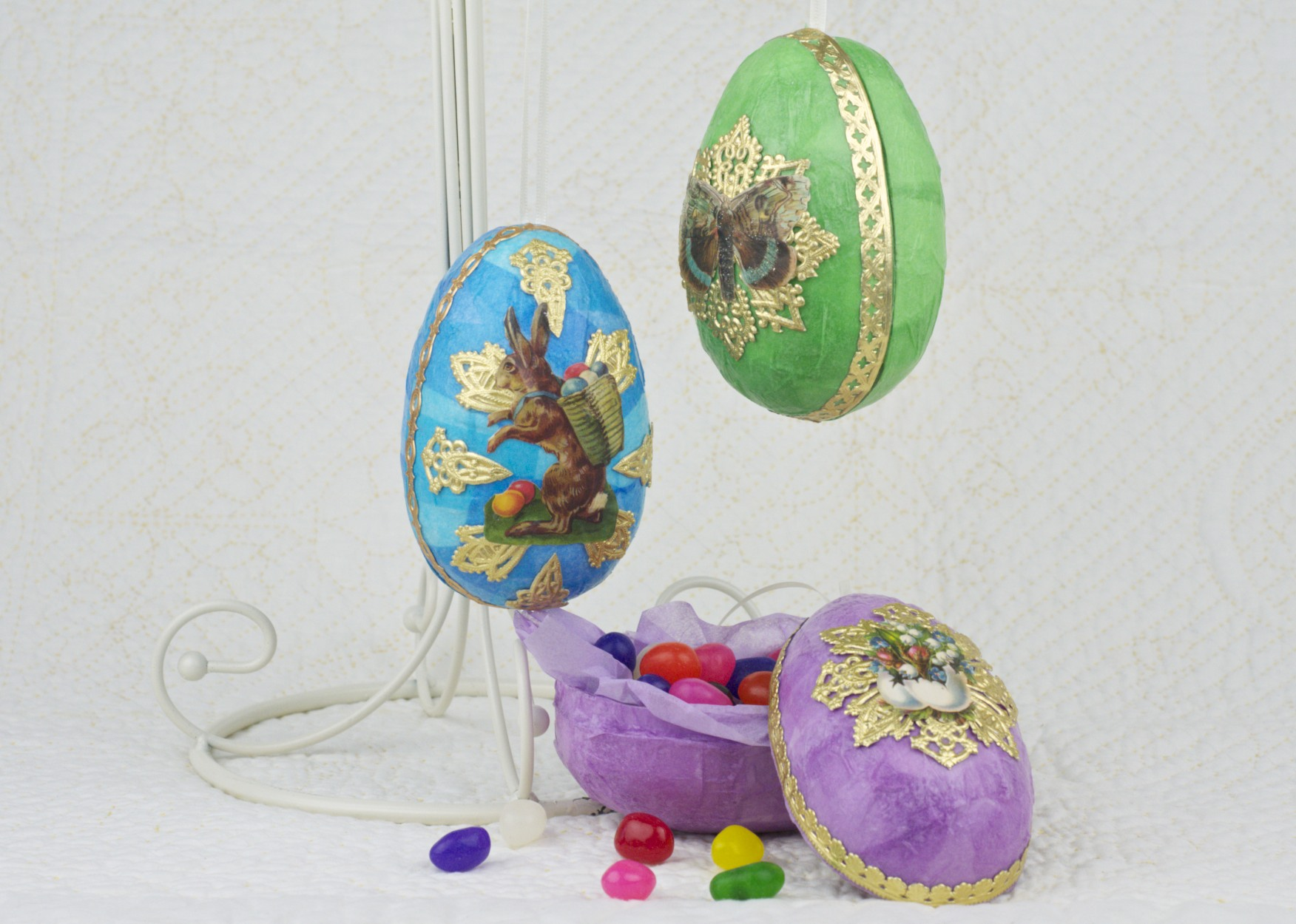 Easter Egg Decorating Ideas Elegant Mod Podge For Kids