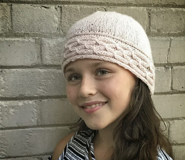 knit hat tutorial
